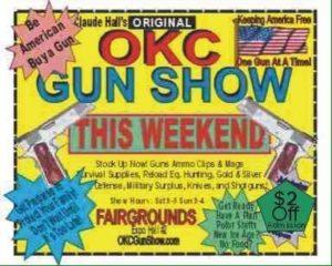 OK OKC Gun Show Coupon